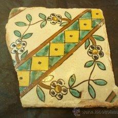 Antigüedades: AZULEJO. Lote 37668485