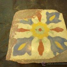 Antigüedades: AZULEJO. Lote 37669750