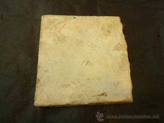 Antigüedades: azulejo - Foto 3 - 37668523