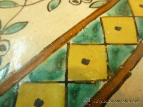 Antigüedades: azulejo - Foto 3 - 37668485