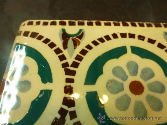 Antigüedades: azulejo - Foto 3 - 37668432