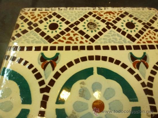 Antigüedades: azulejo - Foto 3 - 37668421