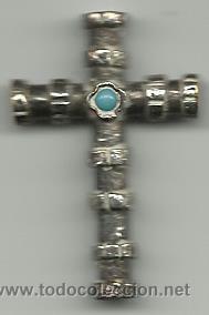 PRECIOSA CRUZ MUY RARA (Antigüedades - Religiosas - Cruces Antiguas)