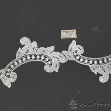 Antigüedades: NEUBURGER TEXTURES - MUESTRARIO DE ENCAJE SUIZO. Lote 37758966