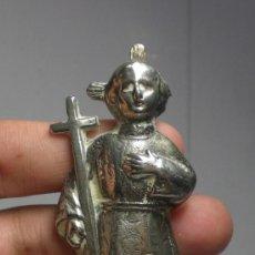 Antigüedades: ANTIGUO NIÑO JESÚS DE PLATA MACIZA, S.XVIII. Lote 37771149