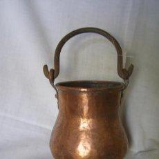 Antigüedades: OLLA BRONCE . Lote 37793295