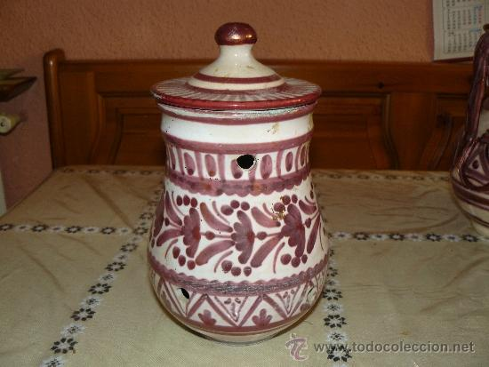 CERÁMICA DE MANISES-REFLEJOS-PPS SIGLO XX (Antigüedades - Porcelanas y Cerámicas - Manises)