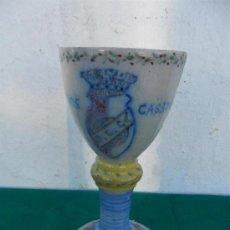 Antigüedades: COPON DE CERAMICA ANTIGUA. Lote 37831742
