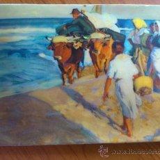 Antigüedades: CHAPA DECORATIVA TIPO CUADRO . Lote 37859362