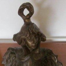 Antigüedades: BUSTO MODERNISTA. Lote 54116327
