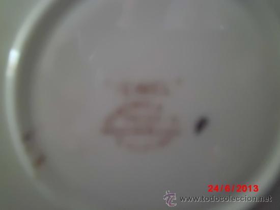 Antigüedades: PLATOS DE PORCELANA CHINA - Foto 3 - 37870249