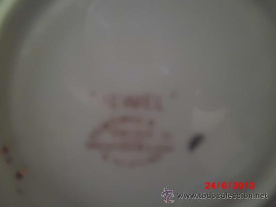 Antigüedades: PLATOS DE PORCELANA CHINA - Foto 4 - 37870249