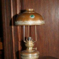 Antigüedades: QUINQUÉ EN LATÓN REF.5503. Lote 37885891