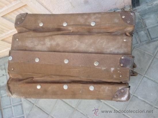 Antigüedades: MALETA ANTIGUA - Foto 3 - 37943127