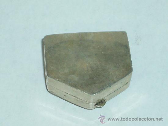 Antigüedades: CAJA ANTIGUA PLATA LEY - Foto 3 - 37994169