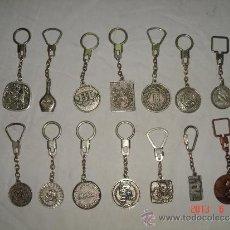 Antigüedades: LLAVEROS. Lote 38012705