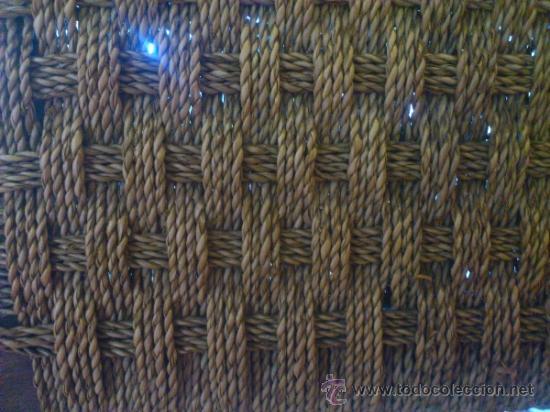 Antigüedades: Silla antigua castellana de grandes dimensiones - Foto 6 - 38009802