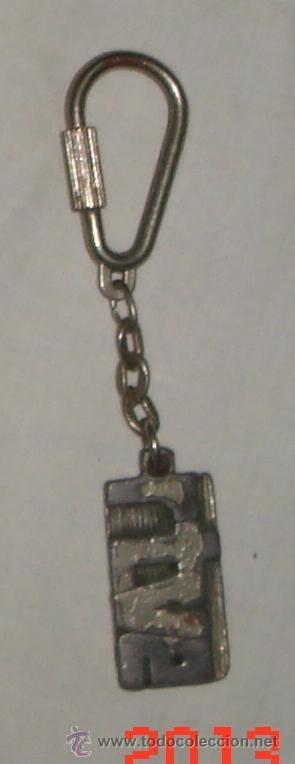 Antigüedades: llaveros metal - Foto 2 - 38012705