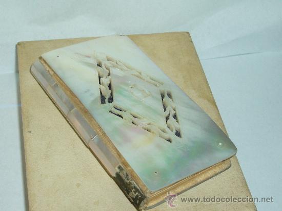 Antigüedades: DEVOCIONARIO , MANUAL EUCARISTICO NACAR - Foto 2 - 38035983