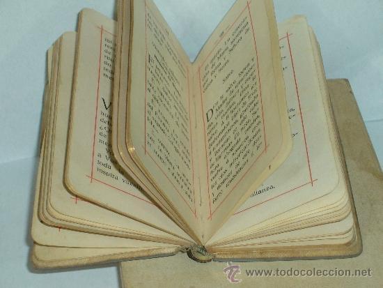 Antigüedades: DEVOCIONARIO , MANUAL EUCARISTICO NACAR - Foto 8 - 38035983