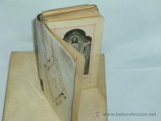 Antigüedades: DEVOCIONARIO , MANUAL EUCARISTICO NACAR - Foto 9 - 38035983