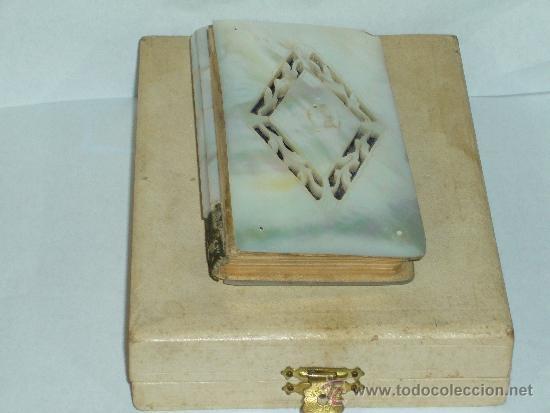 Antigüedades: DEVOCIONARIO , MANUAL EUCARISTICO NACAR - Foto 11 - 38035983