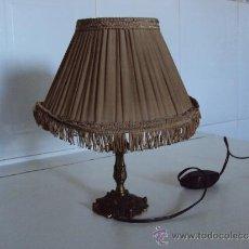 Antigüedades: LAMPARA ANTIGUA. Lote 38060870