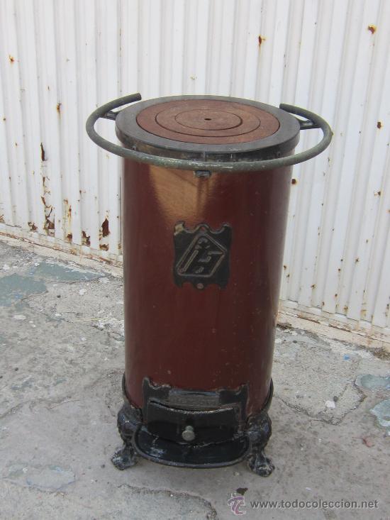 Estufa lebe a de hierro y acero e interior refr comprar for Utensilios del hogar