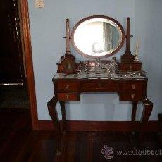 Antigüedades: DORMITORIO MODERNISTA. Lote 38123457