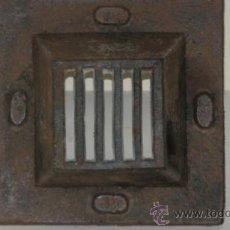 Antigüedades: ANTIGUO HORNILLO DE FUNDICIÓN PARA ENCASTRAR. Lote 38178164