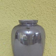 Antigüedades: CRISTAL IRISADO MALVA. Lote 38181919