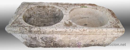 Antiguo fregadero en piedra s xvii comprar - Fregaderos de piedra antiguos ...