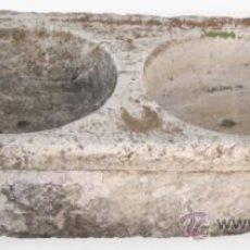 Antigüedades: ANTIGUO FREGADERO EN PIEDRA. S. XVII. Lote 38222525