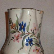 Antigüedades: JARRA DE NOVIA MANISES S. XIX . Lote 38252860