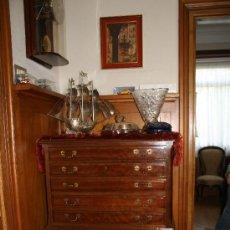 Antigüedades: MUEBLE CUBERTERO. Lote 38271094