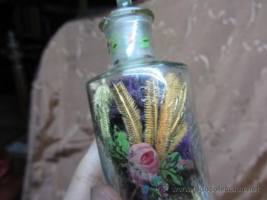 Antigüedades: Precioso juego de 4 frasquitos de perfume HOUBIGANT CHARDIN / Hacia 1845 - Foto 9 - 38210429