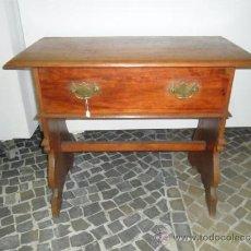 Antiquitäten - mesa rustica madera - 38292558