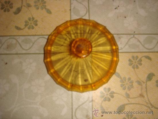 TAPADERA DE CRISTAL (Antigüedades - Cristal y Vidrio - Catalán)