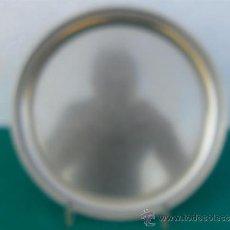 Antigüedades: PLATO DE ALPACA. Lote 38299021
