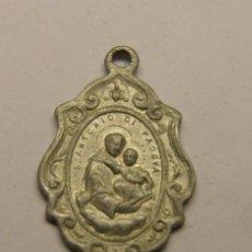 Antigüedades: MEDALLA RELIGIOSA DE SAN ANTONIO DE PADUA. . Lote 38328671