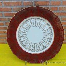 Antigüedades: PLATO PORCELANA BAVARIA. Lote 38355563