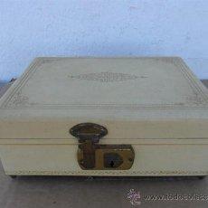 Antigüedades: CAJA DE MUSICA JOYERO . Lote 38361825