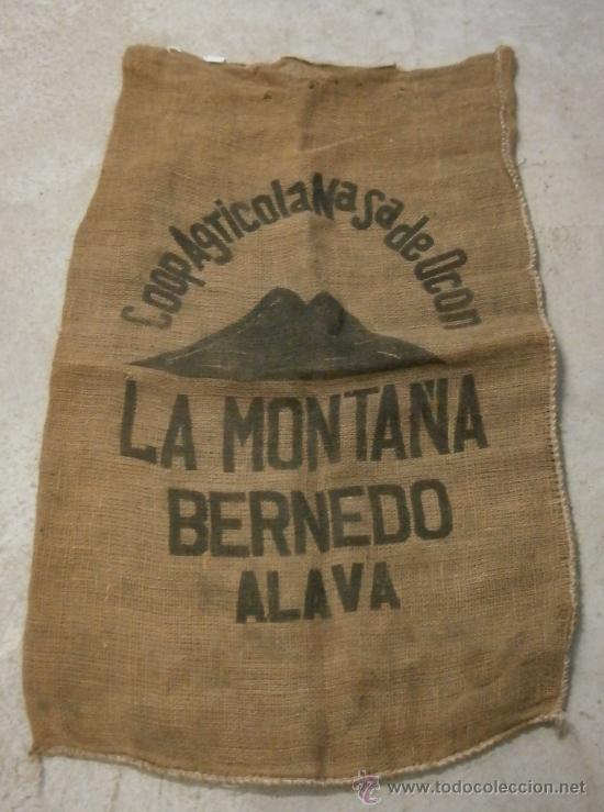 Saco de arpillera de 96x56cm patata de siembra comprar - Saco arpillera ...