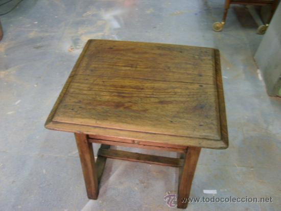 Antigüedades: Mesa rustica de pino - Foto 3 - 38384701