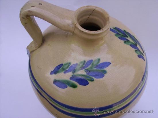 Antigüedades: GRAN CANTARO CERAMICA DE LUCENA - Foto 4 - 38384005