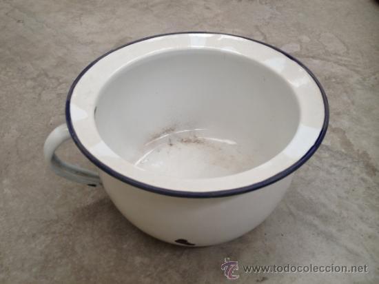 ORINAL ANTIGUO (Antigüedades - Porcelanas y Cerámicas - Otras)