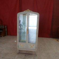 Antigüedades: VITRINA LUIS XV. Lote 38422035