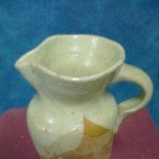 Antigüedades: JARRA BARRO CERAMICA VASCA. Lote 38431384
