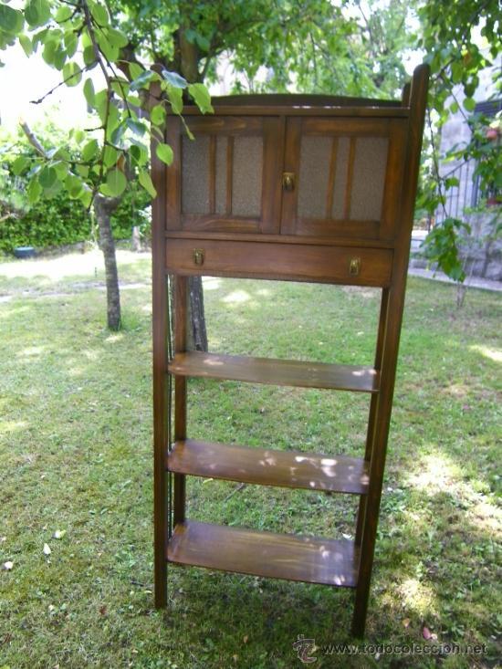 Mueble secreter antiguo comprar muebles auxiliares antiguos en todocoleccion 38443146 - Mueble secreter ...