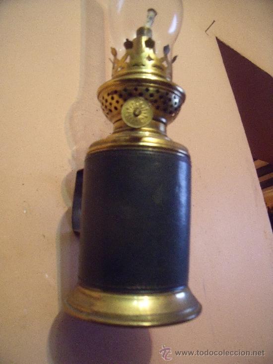 Antigüedades: ANTIGUO QUINQUEL - Foto 2 - 38475256
